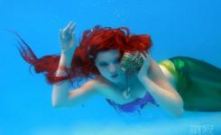 Connect to Baeutiful Energy of Mermaid