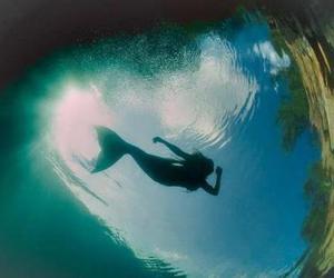 be a Mermaid. feel a Mermaid