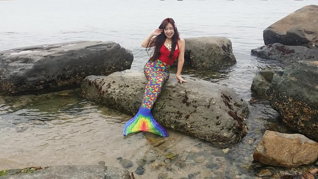 You are sure a Mermaid